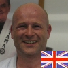 Andy Neave - Carlson Gracie BJJ Blue Belt London