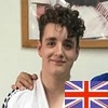 Angel Dillon - Carlson Gracie BJJ Blue Belt London