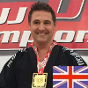 Dom Bray - Carlson Gracie BJJ Blue Belt London