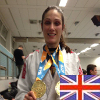 Kat Gibson - Carlson Gracie BJJ Brown Belt London