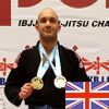 Murshid Salman - Carlson Gracie BJJ Purple Belt London