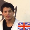 Nathan Roberts - Carlson Gracie BJJ Blue Belt London
