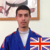 Nour Kefi - Carlson Gracie BJJ Blue Belt London