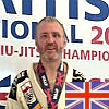 Peter O'Shea - Carlson Gracie BJJ Brown Belt London
