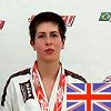 Rachel Golden - Carlson Gracie BJJ Blue Belt London