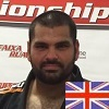 lukas Jamriska - Carlson Gracie BJJ Blue Belt London